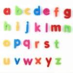 26pcs-Colorful-Small-Letters-font-b-Alphabet-b-font-Fridge-Sticker-font-b-Magnets-b-font