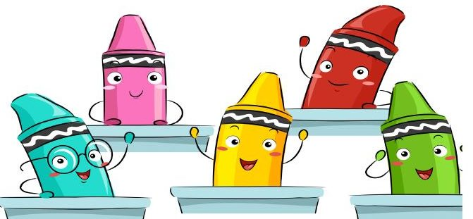 National Crayon Day!