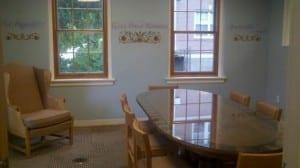 Writers Room Wall